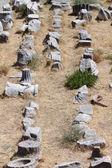 Antike ruinen — Stockfoto