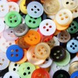 Colorful buttons — Foto de Stock