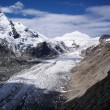 Grossglockner glacier in Austria — Stock Photo