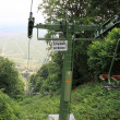 Stock Photo: Chair Lift