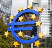 The Euro — Stock Photo