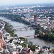 Frankfurt Main — Stock Photo