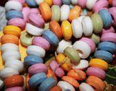 Sweet sugar chains — Stock Photo