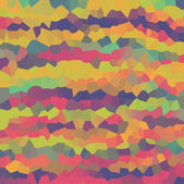 Color mosaic. — Stockvektor