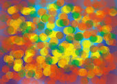 Confetti. — Stock Photo