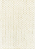 White knitted background — Stock Photo