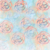 Abstract flowers background. — Stock Photo