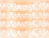 Watercolor lace. — Stock Photo