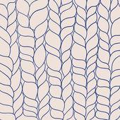 White  knitted background — ストックベクタ