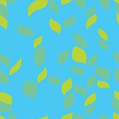 Seamless herb pattern. — Vetorial Stock