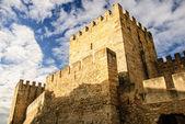 Castle of Sao Jorge, Lisbon, Portugal — Stock Photo