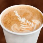 Takeaway Cappuccino — Stock Photo #10201349