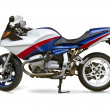 BMW motorcycle — Foto de stock #32076541