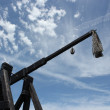 Catapult of Alghero, Sardinia, Italy — Stock Photo