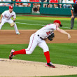 Steven Strasburg Washington Nationals — Stock Photo #13175647