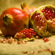Pomegranate (Punica granatum) — Stock Photo #14062839
