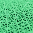 Green radial texture — Stock Photo