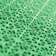 Stock Photo: Green radial texture