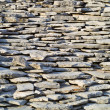 Stock Photo: Ancient stone tiles