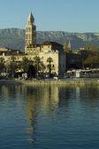Saint Duje Cathedral in Split — Stock Photo