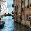 Stok fotoğraf: Typical picturesque Venice