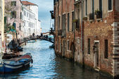 Typical picturesque Venice — Foto de Stock