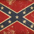 Stock Photo: Stars and Bars