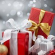 Christmas presents — Stock Photo #29494061