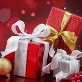 Christmas gifts — ストック写真