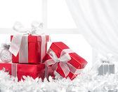 Χριστουγεννιάτικα δώρα — Φωτογραφία Αρχείου