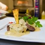Beef steak — Stock Photo #49282697