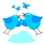 Happy birds — Stock Photo #12378631