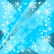 Blue winter background — Stock Photo #13912506