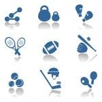 Sport symbols — Stock Photo #26810951