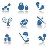 Sport symbole — Zdjęcie stockowe