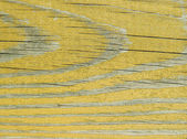 Yellow wooden texture — Stock Photo