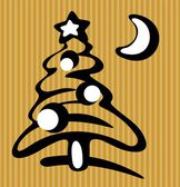 Christmas tree — Photo