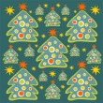 Christmas tree background — Stock Photo #37208671