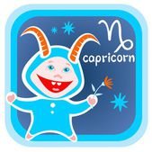 Capricorn — Stock Photo