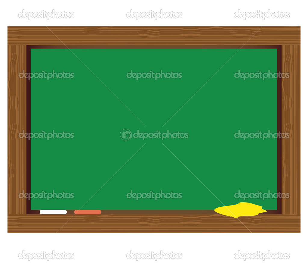School board — Stock Vector #12397590