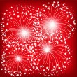 Stock Vector: Fireworks