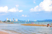 Jomtien Beach in Pattaya — Stock Photo