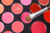 Eyelash brush on white background — Stock Photo