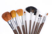 Brush set — Stock Photo