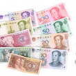 Chinese currency — Stock Photo #13151204