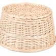 Royalty-Free Stock Photo: Weave wicker basket
