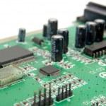 Computer PCB — Stock Photo