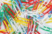 Paper clips — Foto de Stock