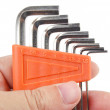 Hex key — Stock Photo