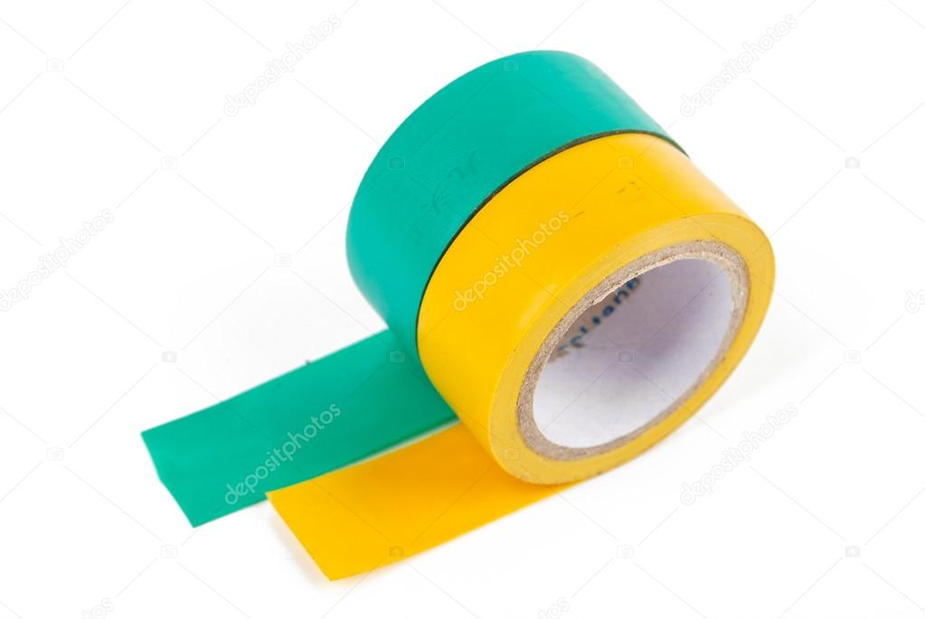 Adhesive tape  Stock Photo #13720386